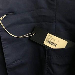 NWT SuitSupply Blazer jacket sportcoat 42 Blue